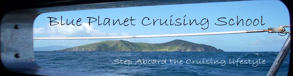 Banner: Step aboard the cruising lifestyle